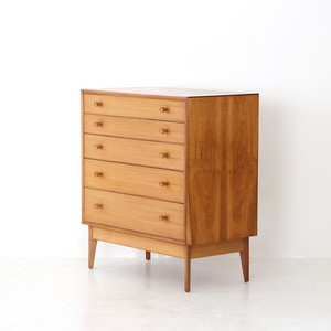 5Drawers chest  / Alfred Cox