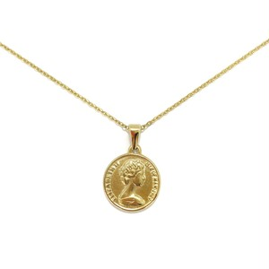 316L Coin Necklace