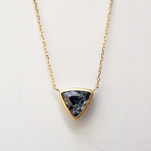 Leopard Aquamarine Necklace