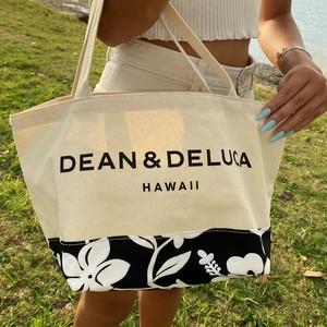 【数量限定!!!】Dean&Deluca トートバック ハワイ限定【ハワイ直輸入】