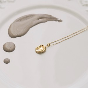 paddle necklace 18k