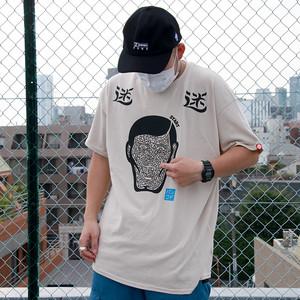 【PUNK DRUNKERS】パンクドランカーズ  顔コンペTEE'20  メンズTシャツ
