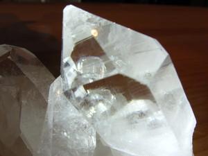 ブラジル・トマスゴンサガ産水晶ミニクラスター54g(イシス・ウィンドウ)¥6500→¥5200