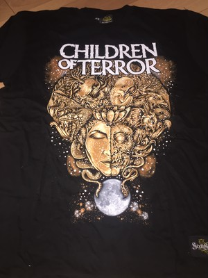 Children of Terror Tシャツ