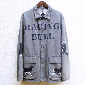 RE1041 : RAGING BULL HICKORY WORK JK
