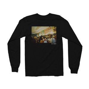 L/S Tee - SYNDICATE BARBER SHOP