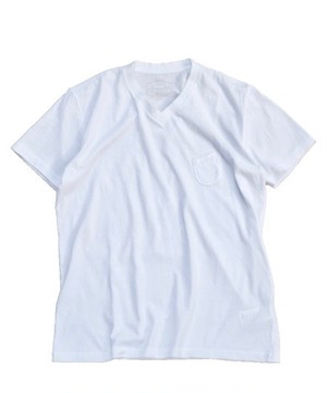 SUNNY SPORTS/サニースポーツ POCKET V-NECK TEE     SN13S049N0