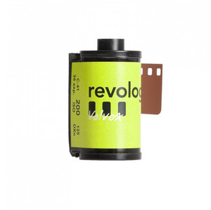 【カラーネガフィルム 35mm】Revolog(レボログ)Volvox 36枚撮り