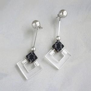 pierced earrings B-P26/earrings B-E26