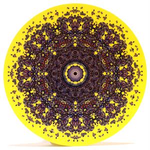 PURPLE HAZE 12×12cm