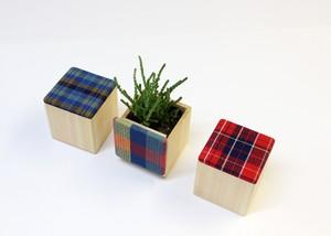 しじら檜 小物入れボックス