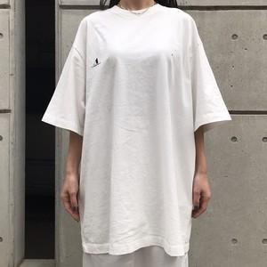 【UNISEX - 1 size】ONEPOINT OVERSIZE TEE / White