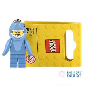 LEGO レゴ キーリング シャークスーツ男 853666