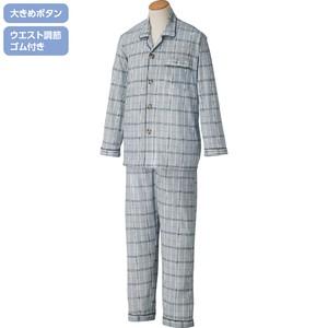 (お取り寄せ)大きめボタンパジャマ