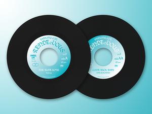 『Soulcrap : THE SLACKERS』PARKING LOT RENDEzVOUS Vol.3 (PLS-012/限定7インチシングル)