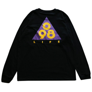 Triangle 098 L/S Tee (LA) / LIFEdsgn