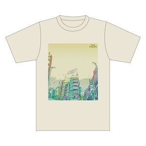 オンラインYOIMACHI Tシャツ ver.2 ナチュラル