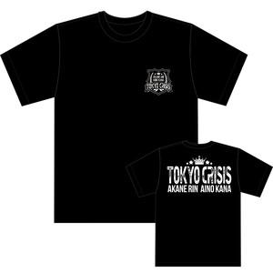 【 数量限定】明根凛×愛野可奈TOKYO CRISIS Tシャツ