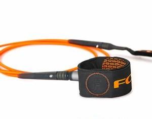FCS エフシーエス  FREEDOM LEASH フリーダム リーシュコード  6ft  オレンジ