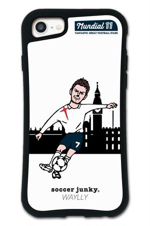 サッカージャンキー ジェリー E セット WAYLLY(ウェイリー) iPhone 8 7 XR XS X 6s 6 Plus XsMax対応!_MK_