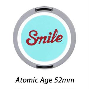 スマイル レンズキャップ Atomic Age 52mm 【Smile lens caps】 sml1705304