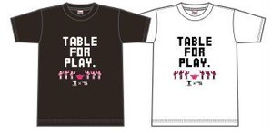 T.LEAGUE × T4TOKYO コラボTシャツ