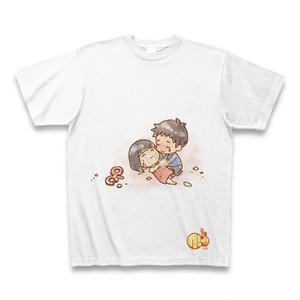 Tシャツ にじば 人間って素晴らしくてさ~full album~裏パッケージvar.