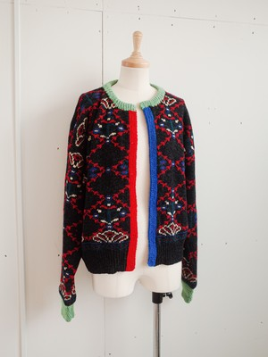 night flavor cardigan