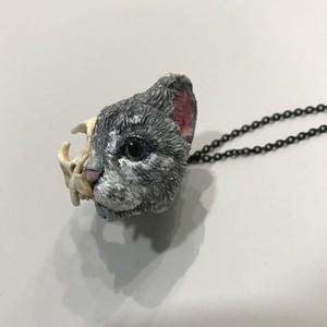"""""""猫""""擬態ネックレス 【ego】"""