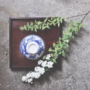 cima様お取り置き商品【レトロ飯茶碗・chinoiserie】昭和レトロ デッドストック