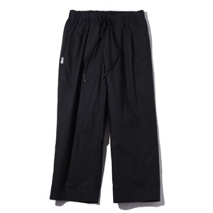 S.F.C STRAIGHT PANTS(BLACK)