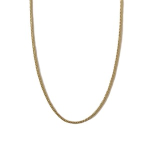 【GF1-60】20inch gold filled chain necklace