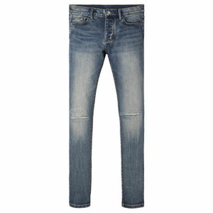 mnml M34 STRETCH DENIM BLUE ミニマル