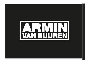 ARMIN VAN BUUREN フラッグ