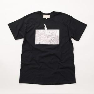 FUSEMACO TEE - BLACK