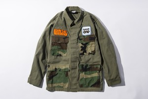 CUSTOM ARMY JKT T-11