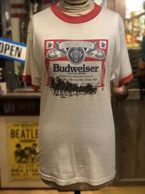 80s バドワイザー ビンテージ budweiser Tシャツ ビール アメリカ USA