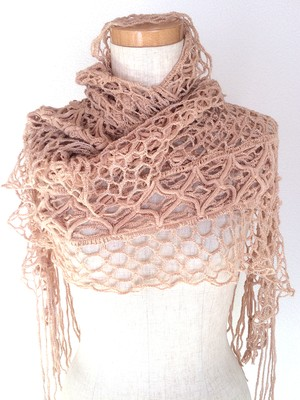 Knit Scarf no.161