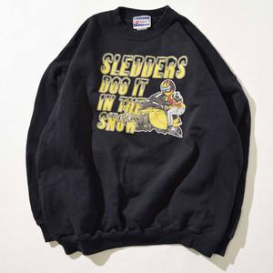 【XLサイズ】HANES ヘインズ Sledders Sweat スウェット BLK ブラック XL 400607191220