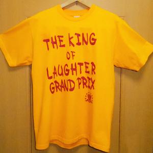 笑わせ王グランプリ Tシャツ