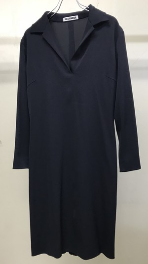 1990s JIL SANDER TAILORED DRESS