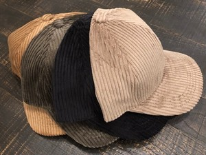 """WINNER CAPS   """"太畝CORDUROY 6 PANEL CAP"""""""