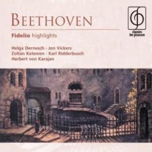 [中古CD] ベートーヴェン:歌劇「フィデリオ」抜粋 カラヤン&ベルリン・フィルハーモニー管弦楽団