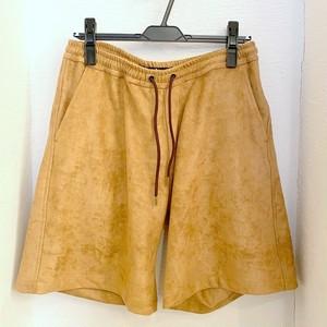 Baggy Half Easy Pants Beige
