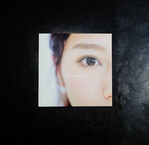 mini Album [Invitation] サイン入