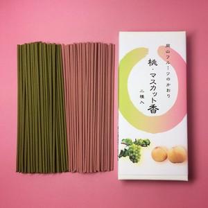 桃香・マスカット香 2種入 短寸