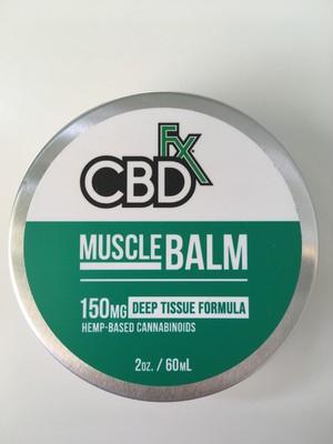 CBD  muscle  balm 60ml  20%off sale