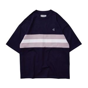 EVISEN PENNY T-SHIRT L NAVY エビセン ペニー Tシャツ