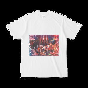 オリジナルTシャツ【現し世ノ梦~うつしよのゆめ~】 / yuki*Mami