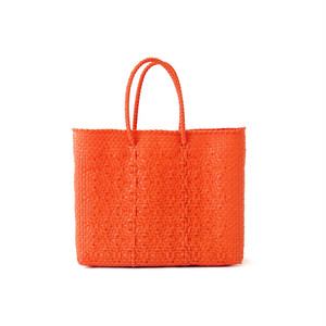 MERCADO BAG ROMBO - Orange(XS)